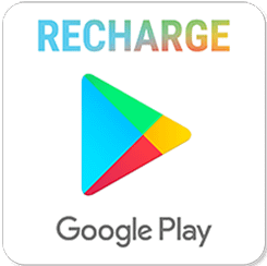 Google Play Recharge INR
